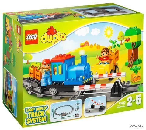 "LEGO Duplo ""Локомотив"" — фото, картинка"