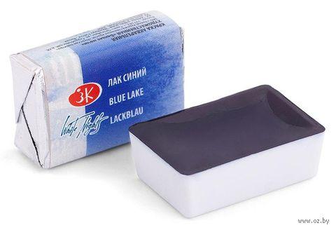 """Краска акварельная """"Белые ночи"""" (лак синий; 2,5 мл) — фото, картинка"""