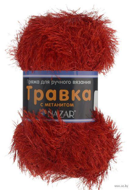 "Пряжа ""NAZAR. Травка с метанитом №2006"" (100 г; 115 м) — фото, картинка"