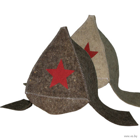 "Колпак для сауны ""Буденовка"" (арт. ШБ) — фото, картинка"