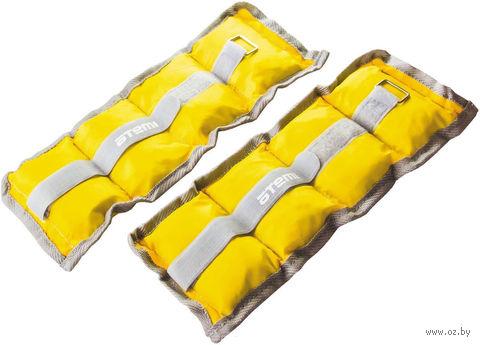 Утяжелители нейлоновые 1 кг (пара; арт. AAW-02-2) — фото, картинка