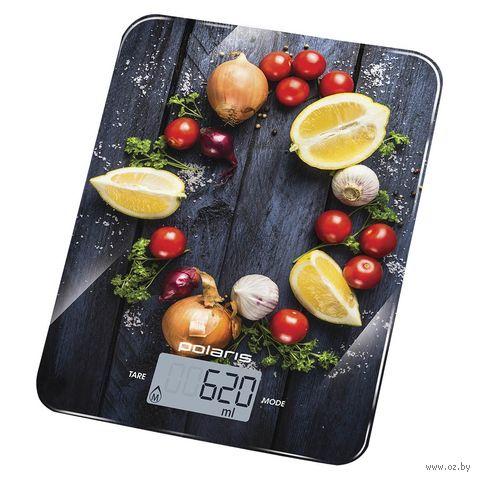 Весы кухонные Polaris PKS 1050DG La Salsa — фото, картинка