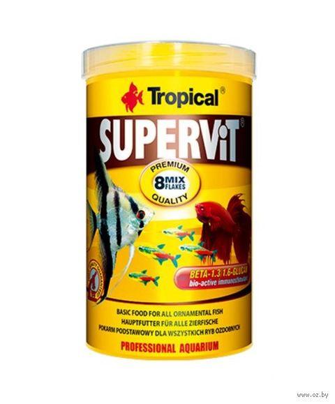 "Корм для рыб ""Supervit"" (50 г) — фото, картинка"