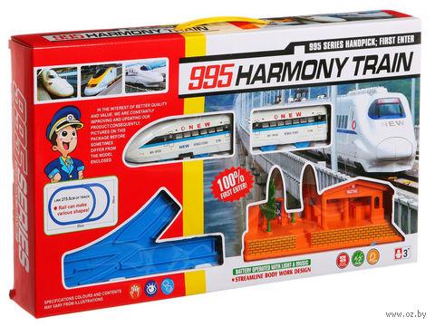 "Железная дорога ""Harmony Train"" — фото, картинка"