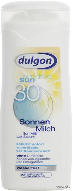 "Молочко солнцезащитное для тела ""Dulgon"" SPF 30 (250 мл) — фото, картинка"
