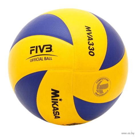 Мяч волейбольный Mikasa MVA 330 — фото, картинка