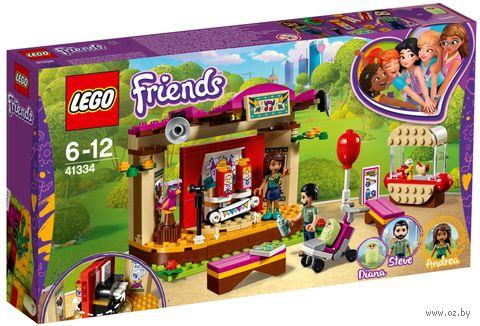 """LEGO Friends """"Сцена Андреа в парке"""" — фото, картинка"""