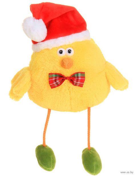 """Мягкая игрушка """"Цыплёнок Миша"""" (14 см) — фото, картинка"""
