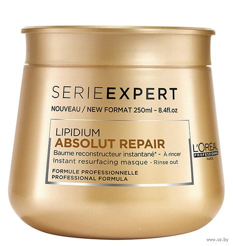 "Маска для волос ""Absolut Repair Lipidium"" (250 мл) — фото, картинка"