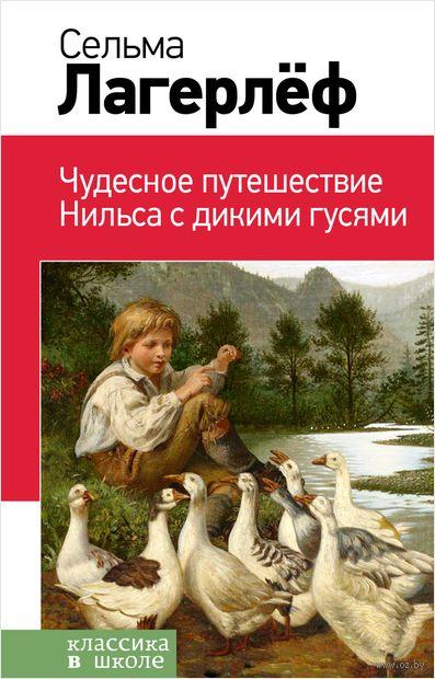 Чудесное путешествие Нильса с дикими гусями. Сельма Лагерлеф