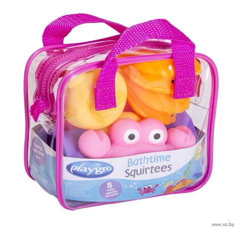 """Набор игрушек для купания """"Для девочки"""" (8 шт.) — фото, картинка"""