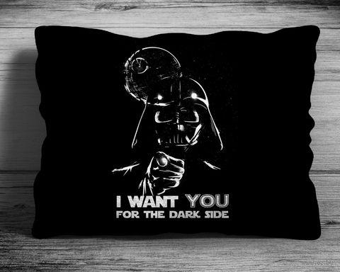 """Подушка """"Звездные Войны"""" (арт. 3; 28х38 см) — фото, картинка"""