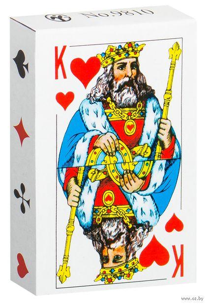 """Карты игральные """"Король"""" — фото, картинка"""