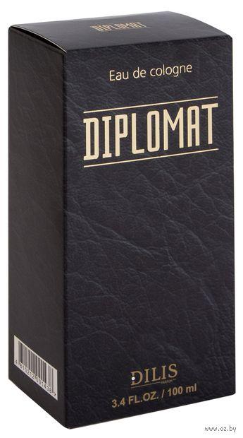 "Одеколон ""Diplomat"" (100 мл) — фото, картинка"