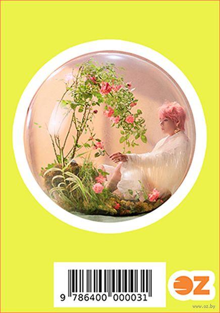 """Наклейка """"BTS. Taehyung"""" (арт. 0003) — фото, картинка"""