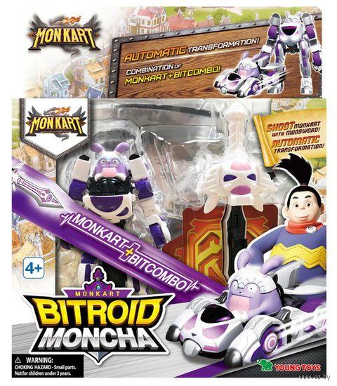 "Робот-трансформер ""Monkart. Bitroid Moncha"" — фото, картинка"