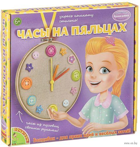 "Набор для творчества ""Часы на пяльцах"" — фото, картинка"