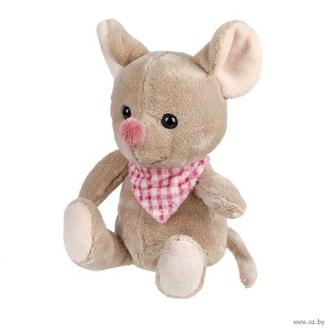 """Мягкая игрушка """"Мышонок Неженка"""" (16 см) — фото, картинка"""
