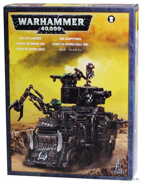 Warhammer 40.000. Orks. Battlewagon (50-20) — фото, картинка