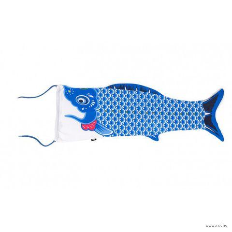 """Дорожный мешок для белья """"Koinibori"""" (синий)"""