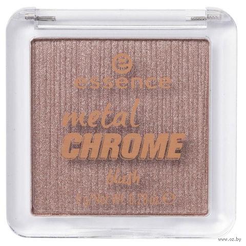 """Румяна """"Metal Chrome"""" (тон: 20) — фото, картинка"""