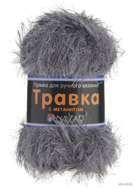 "Пряжа ""NAZAR. Травка с метанитом №2020"" (100 г; 115 м) — фото, картинка"