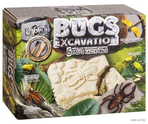 """Набор археолога """"Bugs Excavation. Жуки"""" — фото, картинка"""