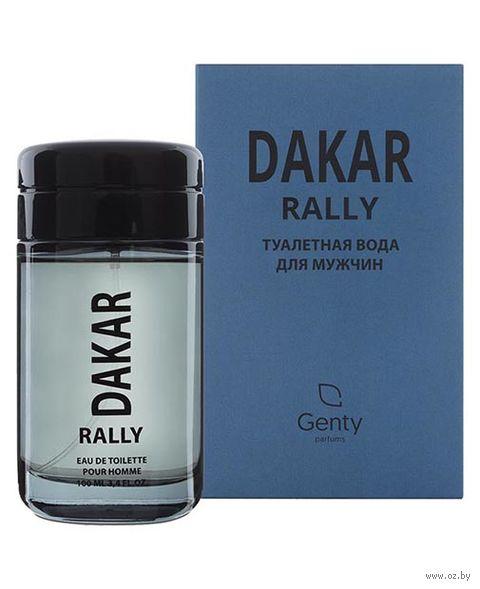 """Туалетная вода для мужчин """"Dakar Rally"""" (100 мл) — фото, картинка"""