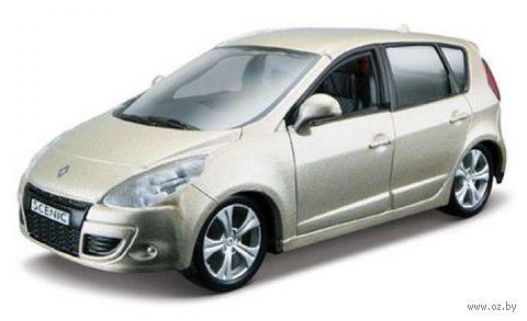 "Модель машины ""Bburago. Renault Megane Scenoc"" (масштаб: 1/32) — фото, картинка"