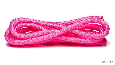 Скакалка для художественной гимнастики RGJ-104 (3 м; розовая) — фото, картинка