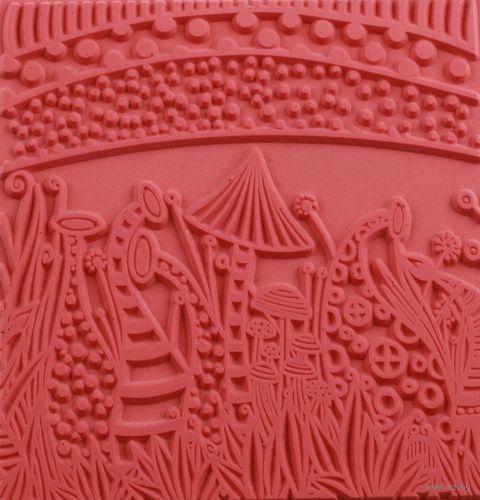 """Текстура для пластики резиновая """"Природа"""" — фото, картинка"""