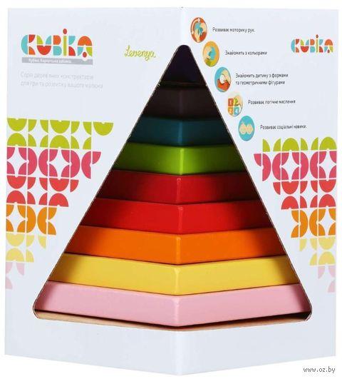 Пирамидка (арт. 13357; 10 элементов) — фото, картинка