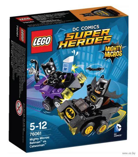 "LEGO Super Heroes ""Бэтмен против Женщины‑кошки"""