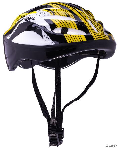 """Шлем защитный """"Cyclone"""" (жёлтый/чёрный) — фото, картинка"""