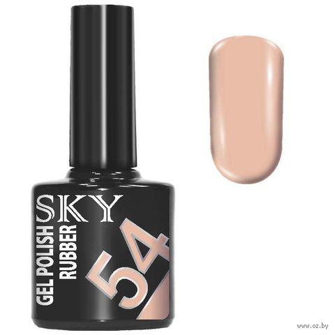 """Гель-лак для ногтей """"Sky"""" тон: 54 — фото, картинка"""