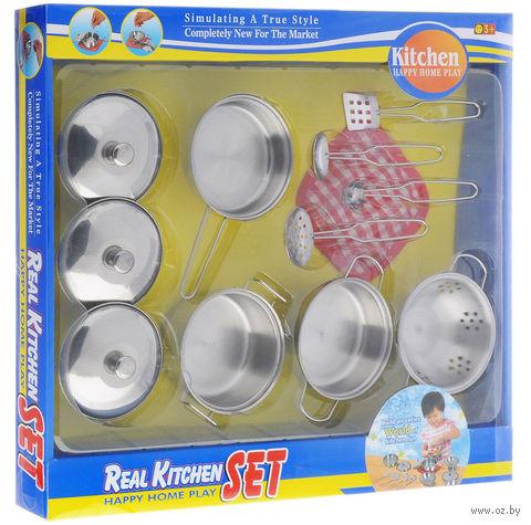 Набор детской посуды (12 шт)