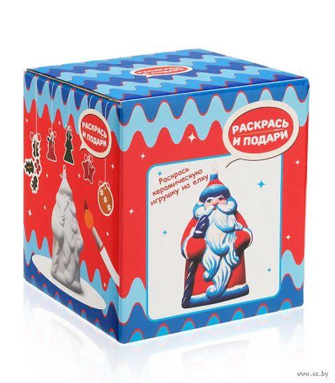 """Набор для росписи по керамике """"Дед Мороз"""" — фото, картинка"""