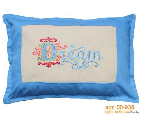 "Подушка ""Dream"" (54x39 см; арт. 00-938) — фото, картинка"