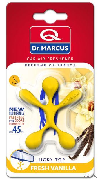 """Ароматизатор """"Dr.Marcus Lucky Top"""" (Fresh Vanilla; арт. 26762) — фото, картинка"""