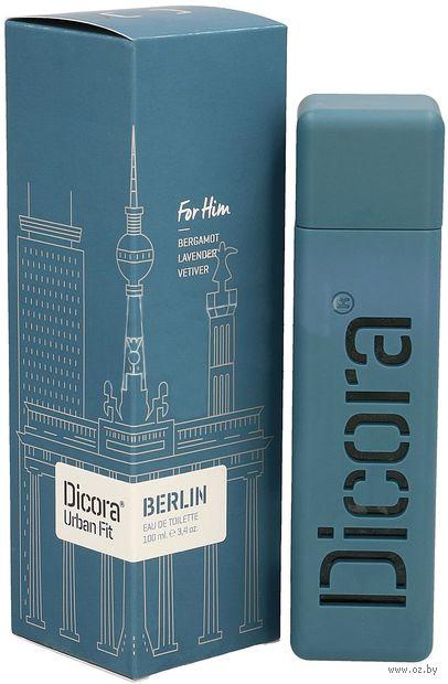 "Туалетная вода для мужчин ""Berlin"" (100 мл) — фото, картинка"