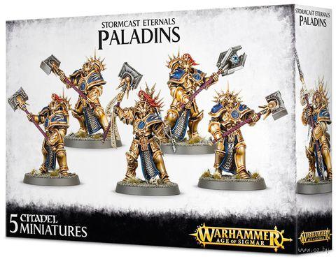 Warhammer Age of Sigmar. Stormcast Eternals. Paladins (96-12) — фото, картинка