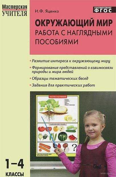 Окружающий мир.Работа с наглядными пособиями. 1-4 классы. Ирина Яценко