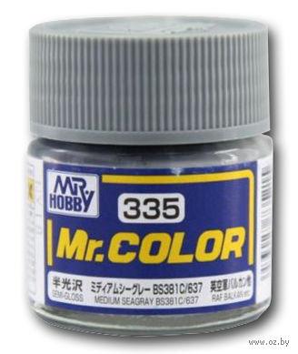 Краска Mr. Color (medium sea gray, C335)