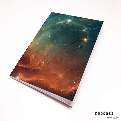 """Блокнот """"Космос"""" (А7; арт. 833) — фото, картинка"""