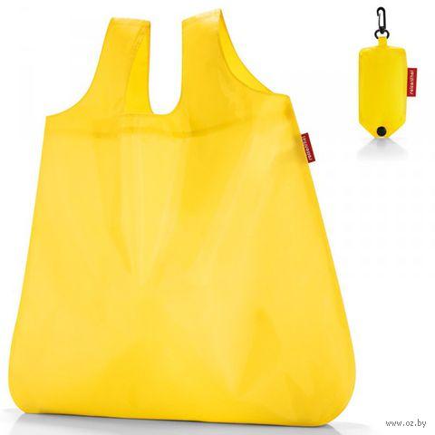 "Сумка складная ""Mini maxi"" (bright yellow)"