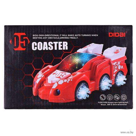"""Машинка """"Coaster"""" (со световыми и звуковыми эффектами) — фото, картинка"""