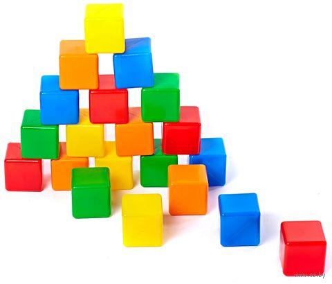 Кубики (20 шт.; арт. 5254) — фото, картинка
