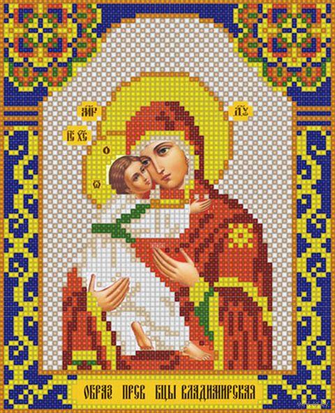 """Алмазная вышивка-мозаика """"Владимирская"""" (210х170 мм) — фото, картинка"""