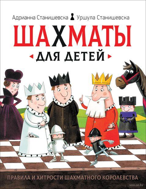 Шахматы для детей — фото, картинка
