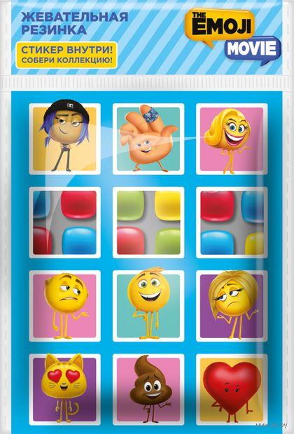 """Жевательная резинка """"Emoji"""" (11 г) — фото, картинка"""